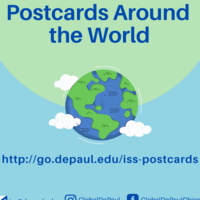 Deadline to Sign Up for Post Cards Around the World
