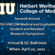 Seventh Annual Research Symposium and Awards Ceremony