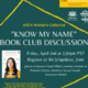 """APIDA Women's Collective: """"Know My Name"""" Book Club"""