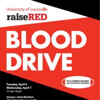 April raiseRED Blood Drive