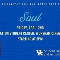 SOA's Cinema Series: Soul