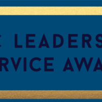 Leadership and Services Awards