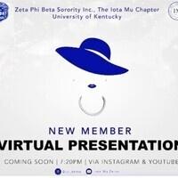 Spring 2021 Virtual Presentation Show