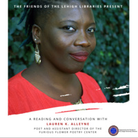 Friends Talk: A Reading and Conversation with Lauren K. Alleyne | LTS