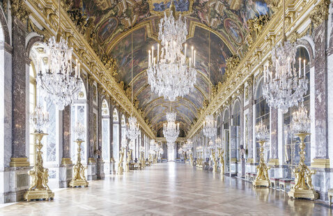 From A Hall Of Mirrors