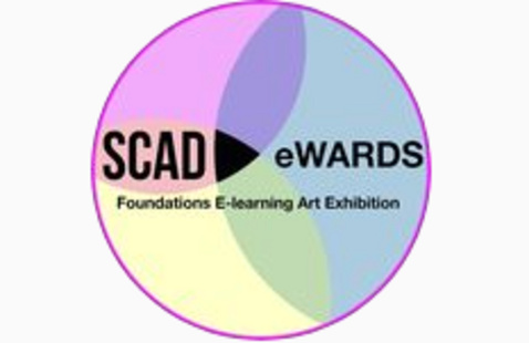 SCAD eWARDS Foundations eLearning Art Exhibition