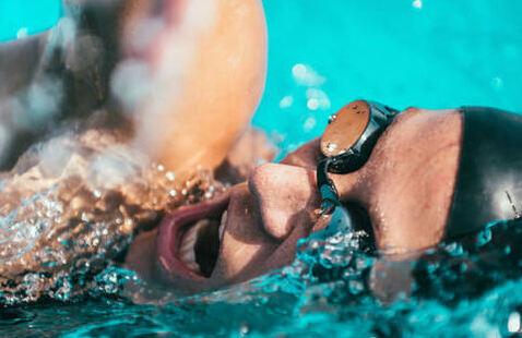 Laker Hall Pool Lap Swim