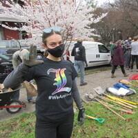 Old Louisville Tree Planting