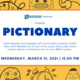 March Pictionary event