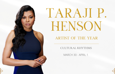 Artist of the Year flyer