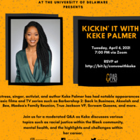 CPAB presents Kickin' It with Keke Palmer