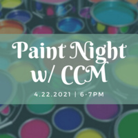 Paint Night with CCM