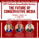 The Future of Conservative Media