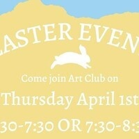 Bac Weekly Event: Easter Event!