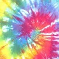 Twist Tie Dye