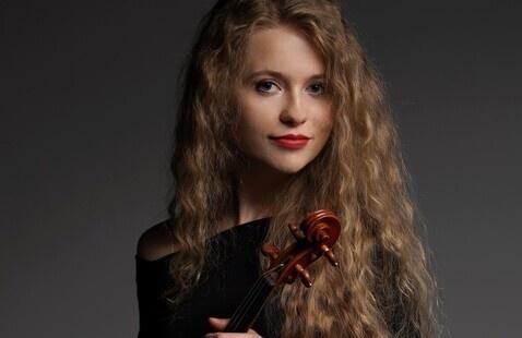 Olga Kossovich Graduate Violin Recital