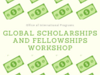 Global Scholarships and Fellowships Workshop