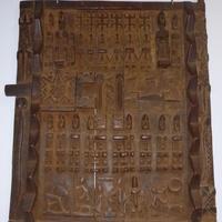 Granary Window Covering, Dogon People