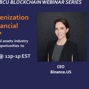 HBCU Blockchain Webinar Series