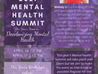 Mental Health Summit