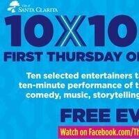 10 By 10 Variety Night