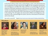 From the Margins to the Mainstream: Black and Indigenous Futures – webinar