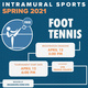 Intramural Sports: Foot Tennis