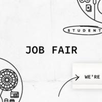 Student Activities Job Fair