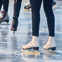 Ice Skating at Bethlehem Municipal Ice Rink!