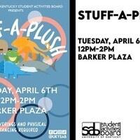 SAB Presents: Stuff-A-Plush