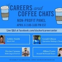 Career and Coffee Chat: Non-Profit Panel