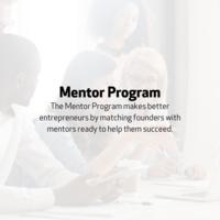 Mentor Program—Spring 2021 Open Application Period