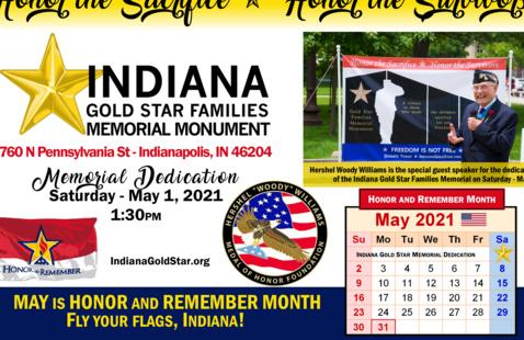 Gold Star Memorial Event