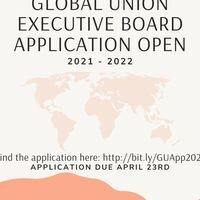 Global Union Executive Board Application Open!