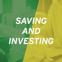 Saving and Investing Financial Literacy and Well-Being Workshop