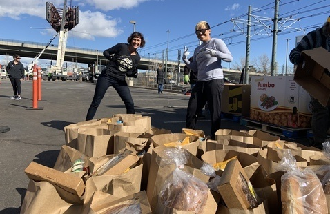 Lynx Mobile Food Pantry | Auraria Campus