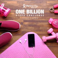 One Billion Steps Challenge, powered by Cleo