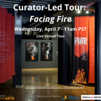 Curator-Led Tour: Facing Fire
