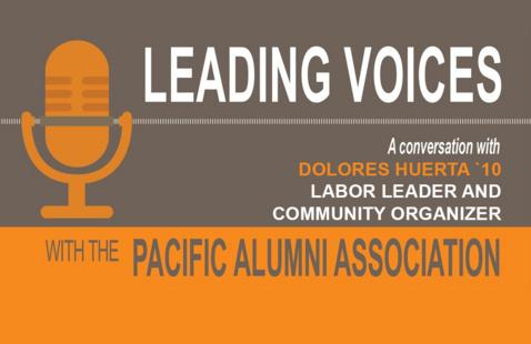 Leading Voices: Dolores Huerta `10