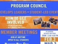 PC General Interest Meeting, Wed, Apr 14, 2021 3:00 PM - 4:00 PM,