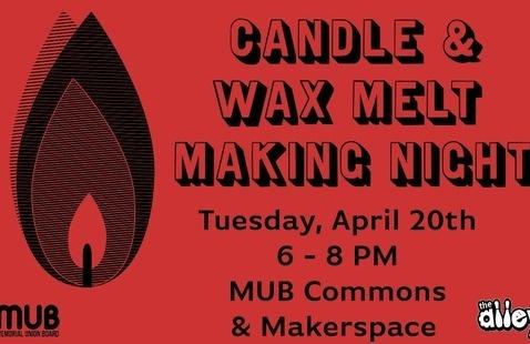 Candle & Wax Melt Making Night