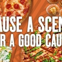 Blaze Pizza Restaurant Night
