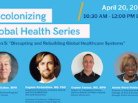 Atlanta Global Studies Symposium: Decolonizing Global Health Series