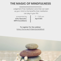 Public Health Week: The Magic of Mindfulness; Hosted by GPHA