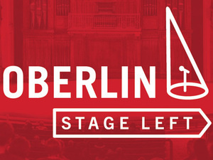 Oberlin Stage Left logo