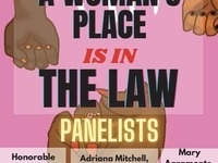 A Woman's Place is in the Law