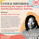 Untold Histories: Honoring the Legacy of BIPOC Anti-Sexual Violence