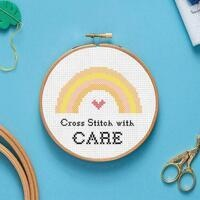 Cross Stitch with CARE