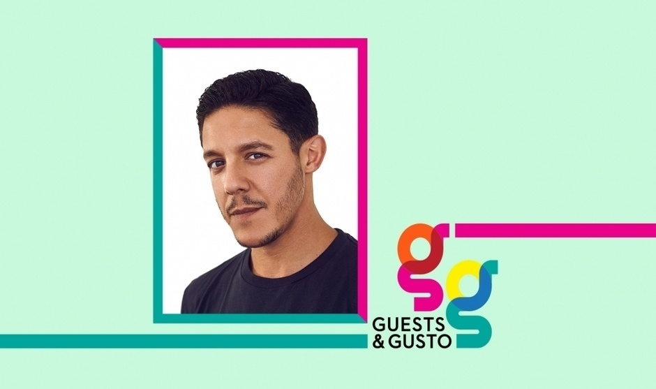 Meet the actor behind the shades with 'Luke Cage' star Theo Rossi on 'Guests and Gusto'