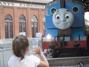 Day Out With Thomas at the B&O